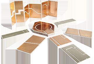 DCB覆铜陶瓷基板年产 1200万枚的生产基地建成投产